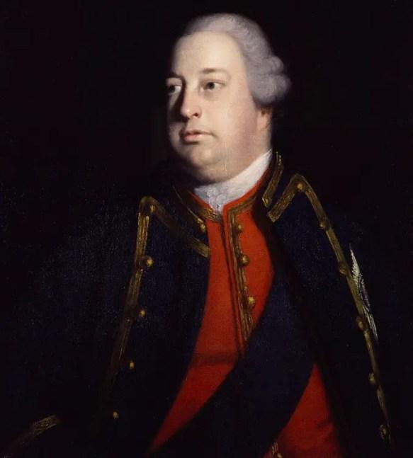 William, duc de Cumberland (le boucher de Culloden) par Joshua Reynolds en 1759 - National Portrait Gallery