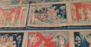 La tenture de l'Apocalypse : trésor médiéval du château d'Angers