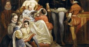 La petite enfance des princes de la Renaissance