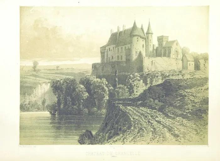 Château de Chantelle, refuge d'Anne de Beaujeu
