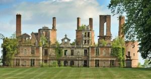 1925 : le mystérieux incendie du château de Randan