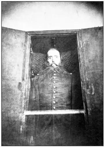 François Aubert - Le corps de Maximilient finalement rendu à ses frères - Quérétaro - Juin 1867