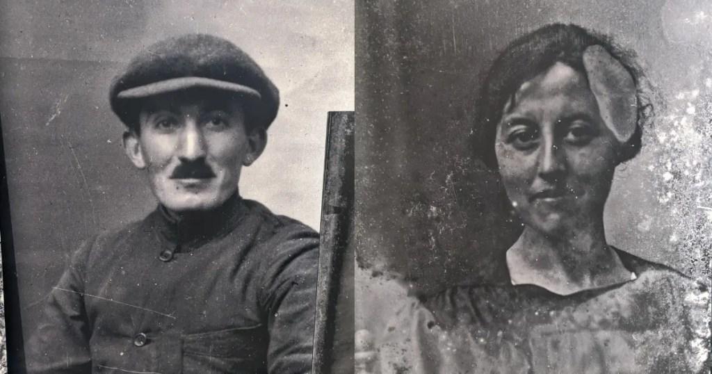 Louis et Antoinette Thuillier