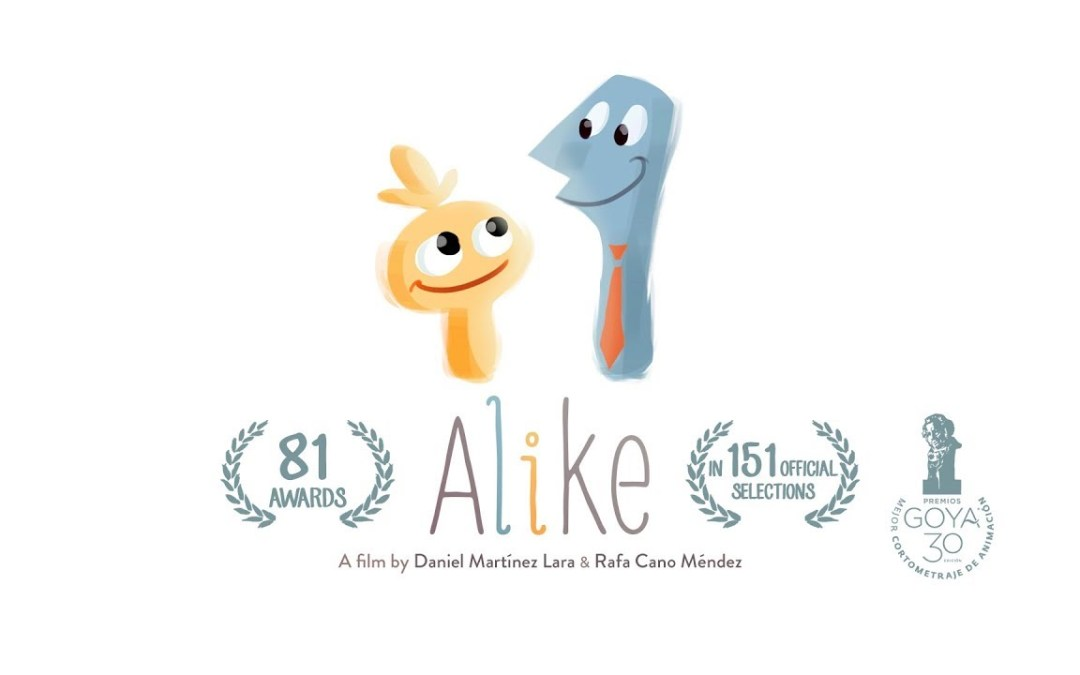 Alike – film d'animation sur l'anticonformisme