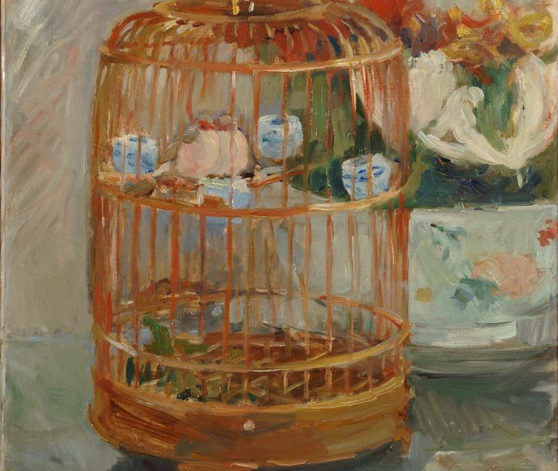 La cage de Berthe Morisot, National Museum of Women in the Arts