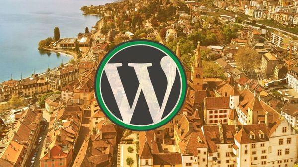 Nouveau Meetup WordPress Neuchâtel