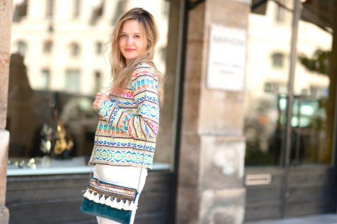 beauty blogger paris
