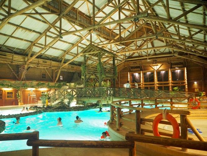Disney - hotel piscine