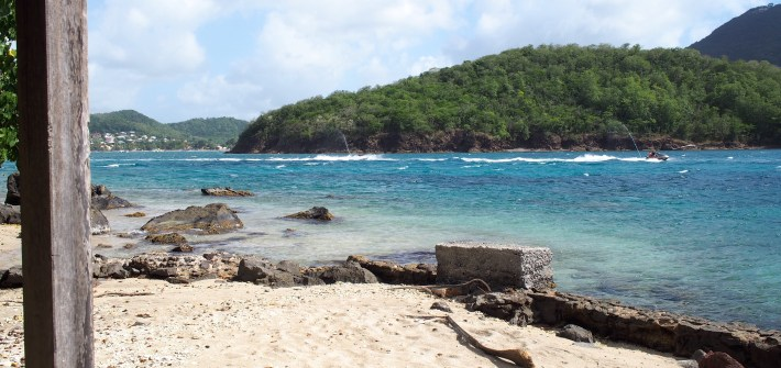 Martinique plage