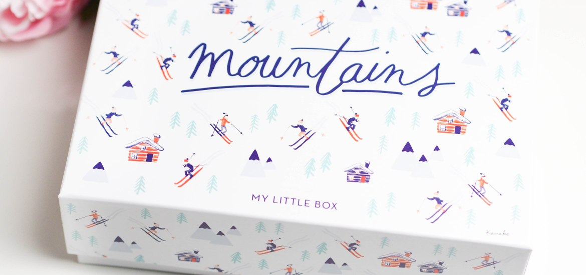 my little Montains box