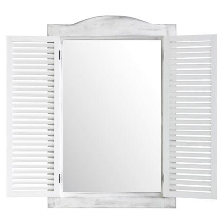 Océan Miroir fenêtre blanc H 71 cm OCÉAN 59,99 €