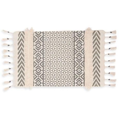 Trapani Tapis en coton 50x80 cm 19,99