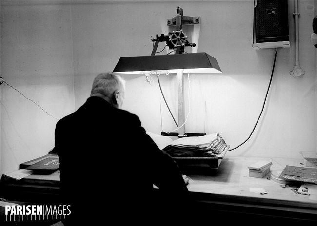 Bibliothèque Nationale. Reproduction des documents sur microfilms. Paris, 1938.