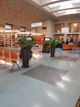 la salle de lecture principale