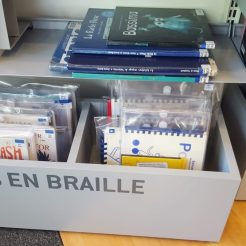 livres en braille