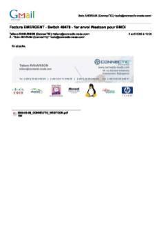 RANARISON Tsilavo est celui qui établit les factures de la société EMERGENT pour la société Connectic - Email du 2 avril 2009_Page_1