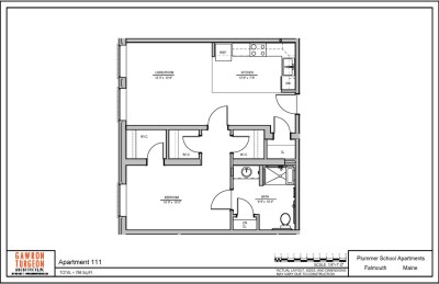 Plummer School Apartment Floor Plans 111
