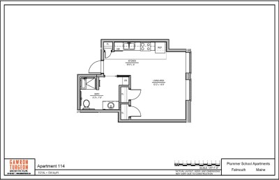 Plummer School Apartment Floor Plans 114
