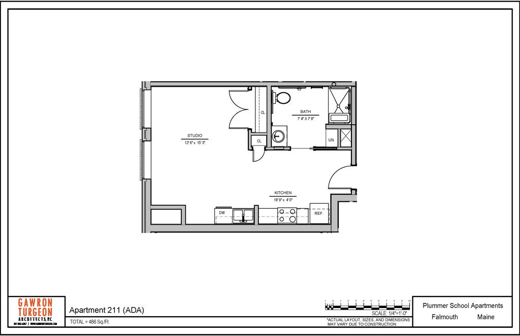 Ada bathroom floor plans healthcare small office for Ada compliant house plans