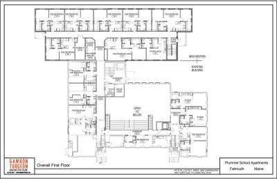 Plummer School Apartment Floor Plans 1st Floor