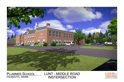 Plummer Rendering from Middle Rd, May 2016