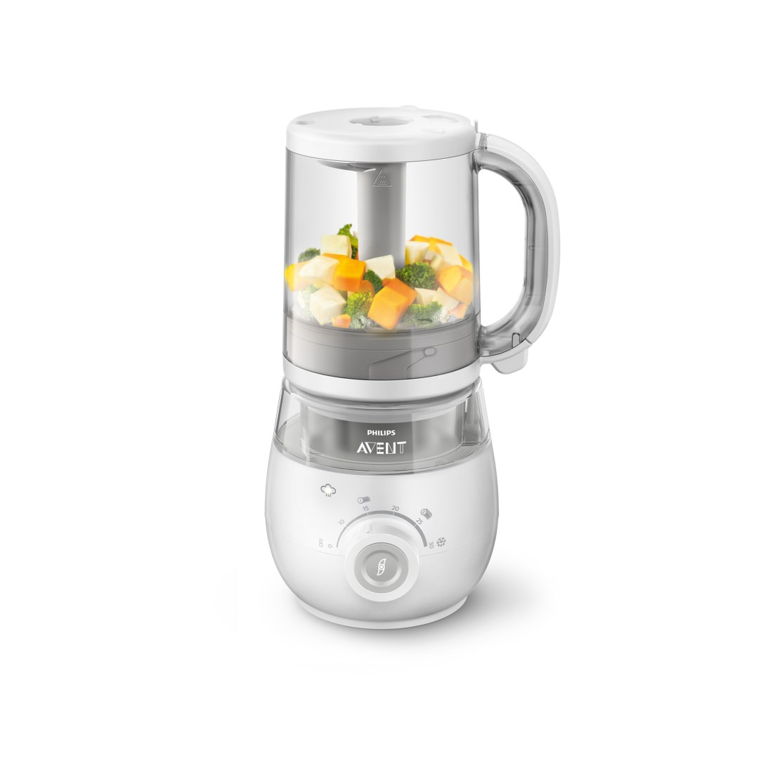 Phillips Avent_steamer_blender_babyfoodprocessor