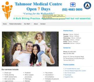 TahmoorMedicalCentre