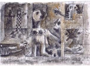 maubeuge #5 : la maison du grabuge