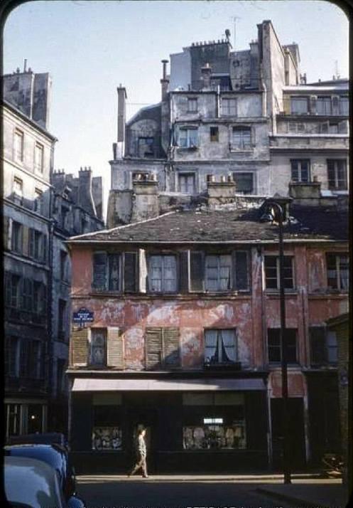 Photo, rue de l'Abbaye - John d'Orbigny Immobilier