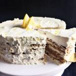 Graham Cracker Lemon Icebox Cake
