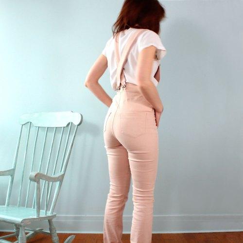 patron de couture salopette terebell rose