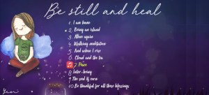 Be Still And Heal – Mindful Music