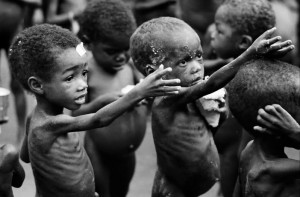 child starvation
