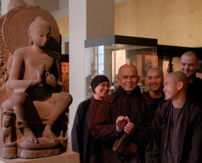 Thay Buddha British Museum 2010