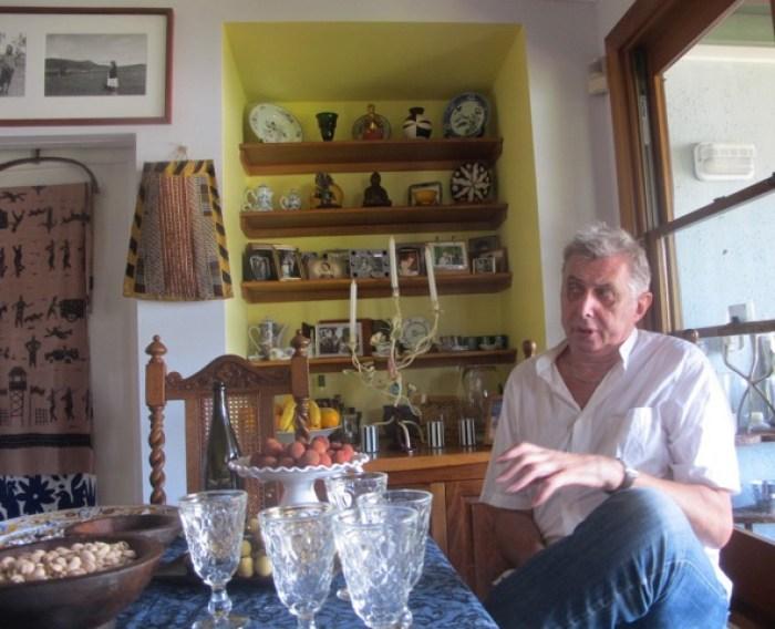 Philosophic Conversations - Martin @ Wallangara Juno Gemes © 2009