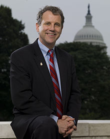 U.S. Sen. Sherrod Brown, D-Ohio.