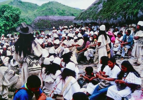 Pueblo arhuaco
