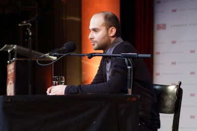 PARTICIPANT OF PLURALPROJEKT 2013: Yevgeniy Breyger