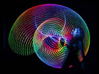 LED-Hula-Hoops