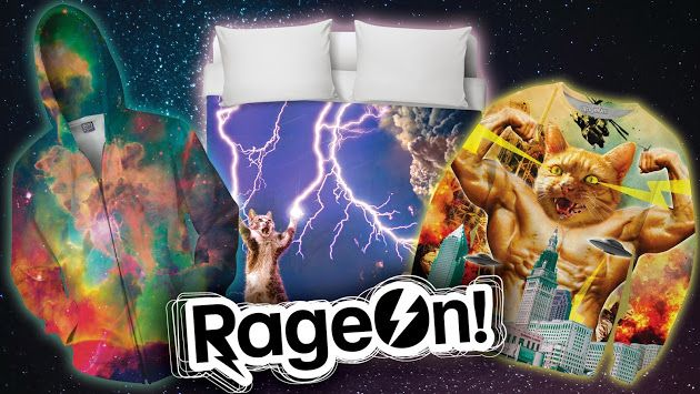 where to buy rave clothers RageOn