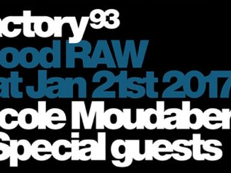 Insomniac's Factory 93 Presents MoodRAW