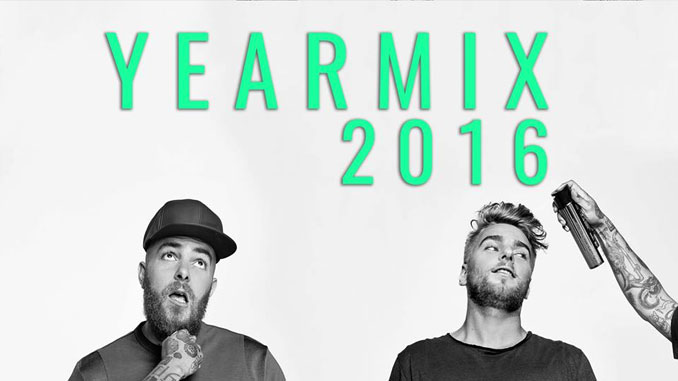 showtek yearmix 2016