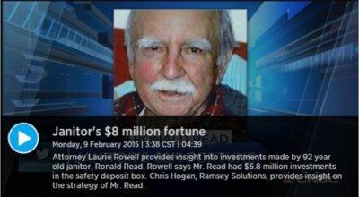 millionnaire avec la bourse