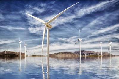 parc éolien éoliennes