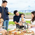 ヒルトン東京お台場の 使い勝手がさらにアップ!家族同士のお食事会や、ママ友の女子会などに最適。