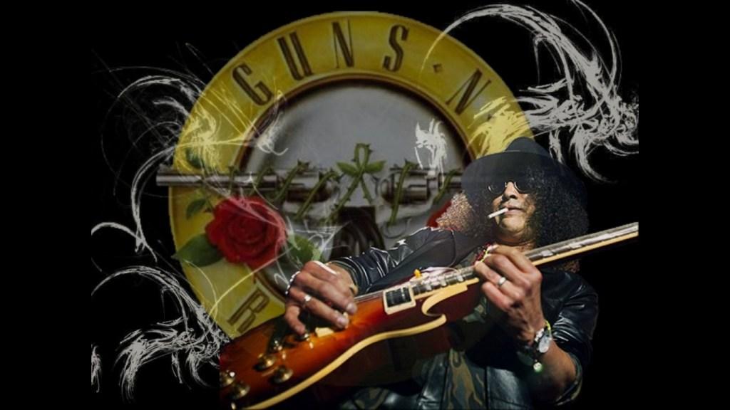 Guns N Roses 2016 Cusicaplus