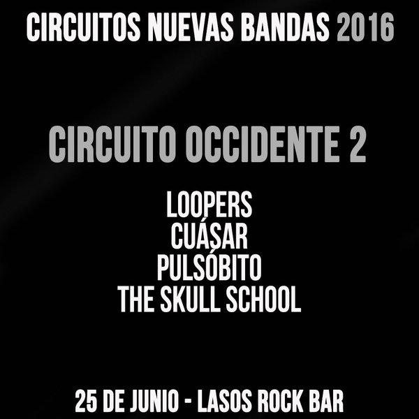 Circuito Occidente 2016 Cusica Plus