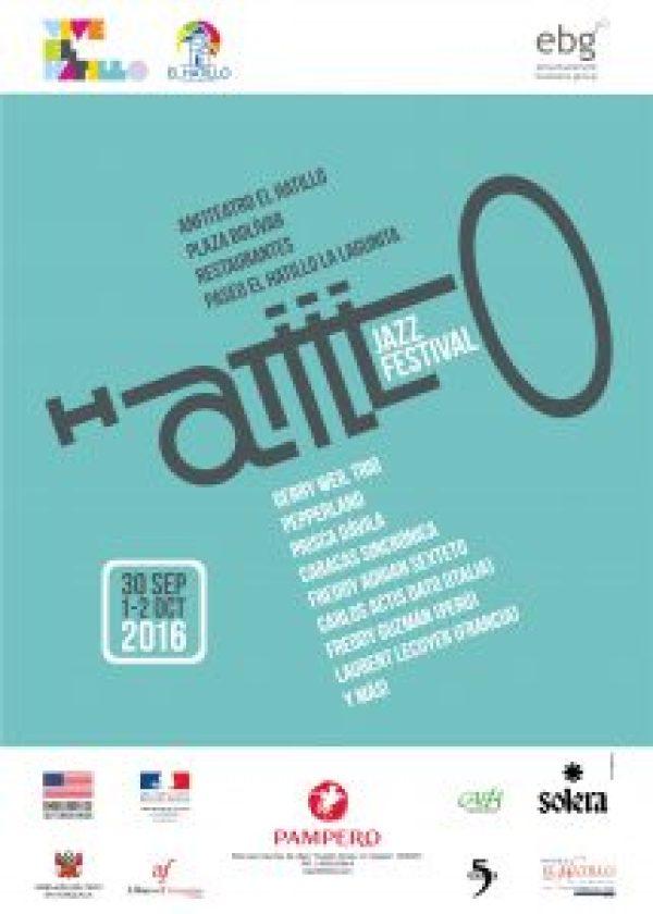 Hatillo Jazz Festival - Poster-02