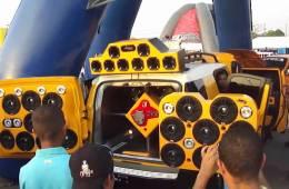 Turbo Car. Cúsica Plus