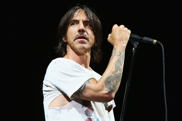 Anthony Kiedis. Red Hot Chili Peppers. Harry Styles. Colaboración. Cúsica Plus